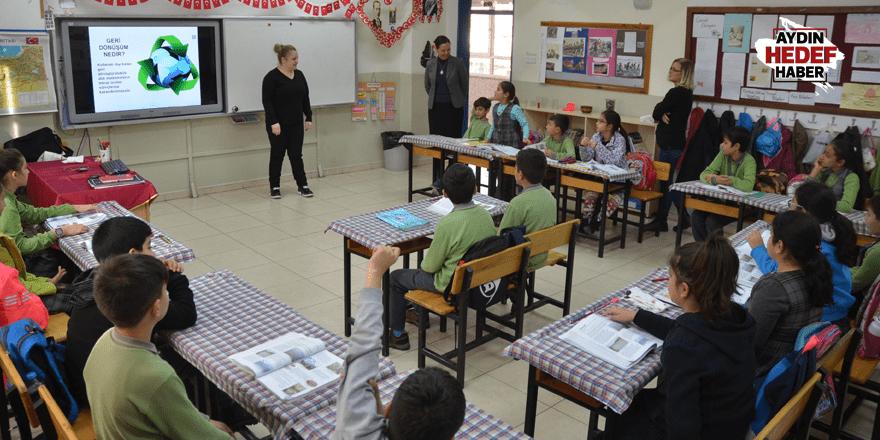 Daha temiz bir çevre ve gelecek için eğitim şart