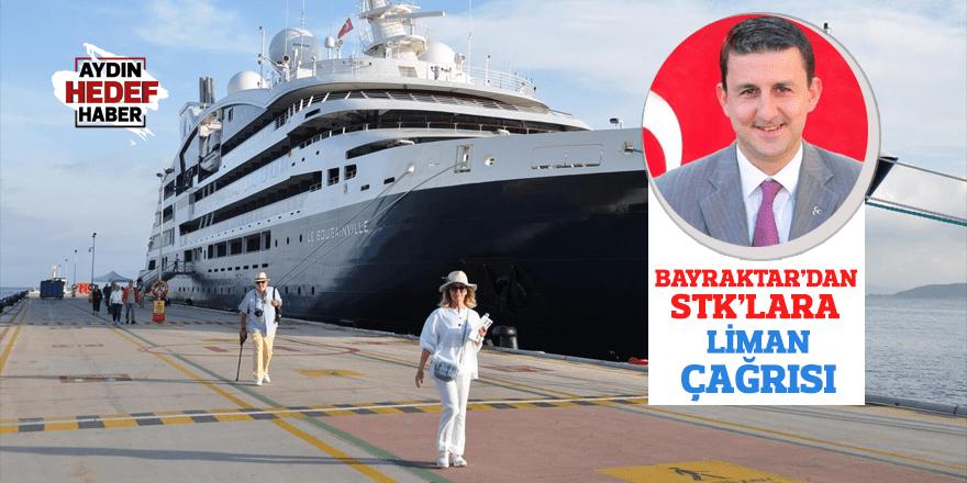 Bayraktar'dan STK'lara liman çağrısı