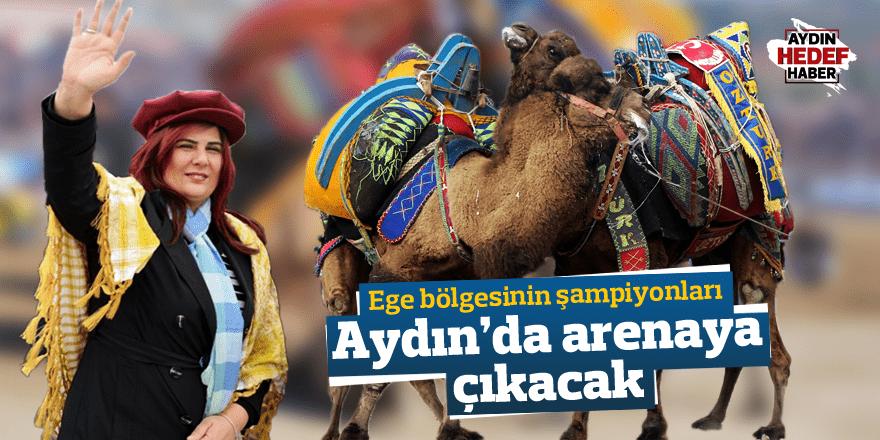 Ege bölgesinin şampiyonları Aydın'da arenaya çıkacak