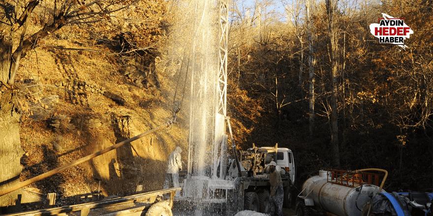 Karahallı'da Su Sevinci
