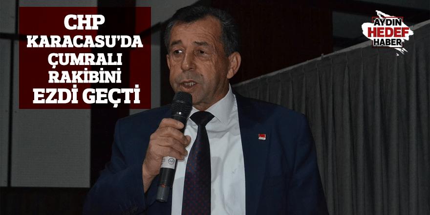 CHP Karacasu'da Çumralı rakibini ezdi geçti