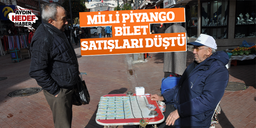 Milli Piyango Bilet Satışları Düştü