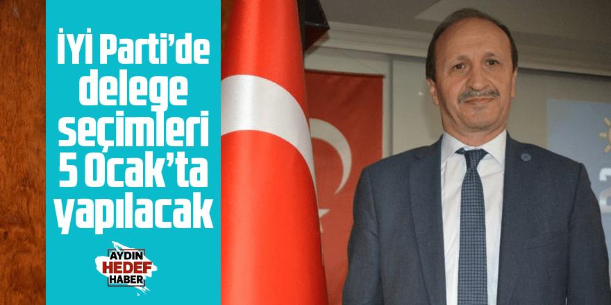 İYİ Parti'de delege seçimleri 5 Ocak'ta yapılacak