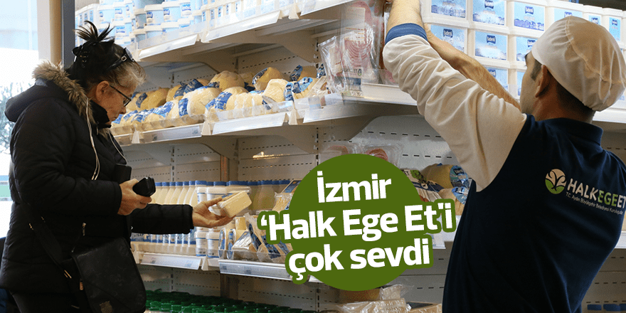 İzmir, 'Halk Ege Et'i çok sevdi