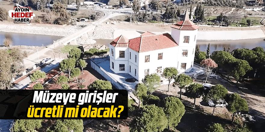 Adnan Menderes Demokrasi Müzesi'ne girişler ücretli olacak