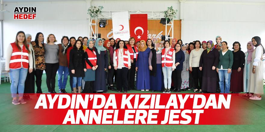 Kızılay'dan annelere jest