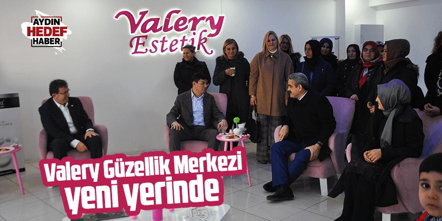 Valery Güzellik Merkezi Yeni Yerinde