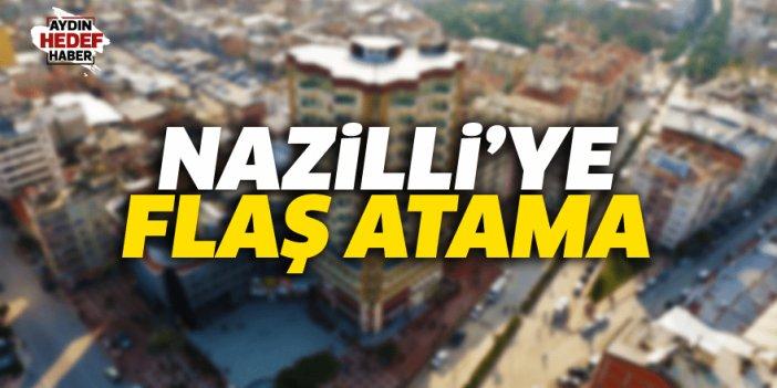 Nazilli'ye Hasan Eren atandı