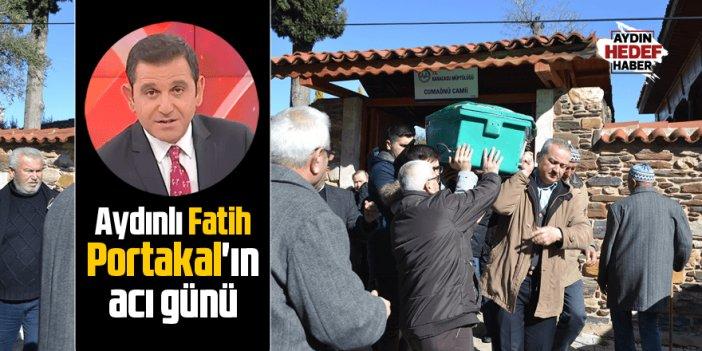 Fatih Portakal'ın acı günü