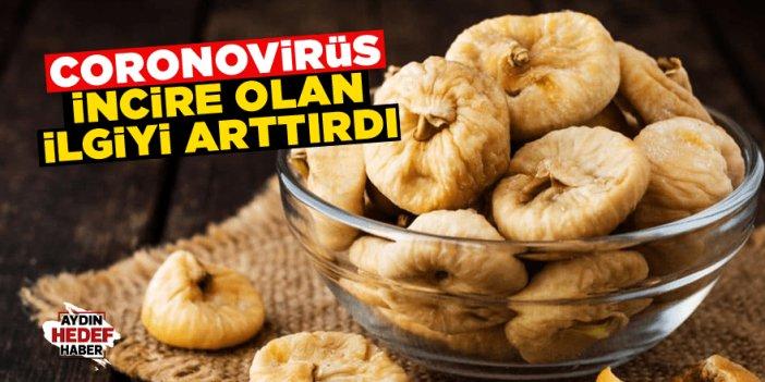 Coronovirüs, incire olan ilgiyi arttırdı