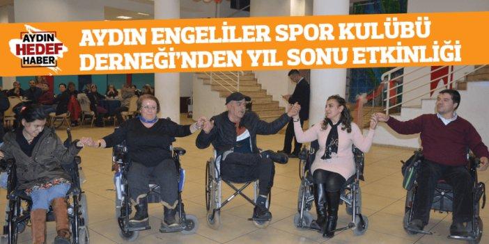 Aydın Engelliler Spor Kulübü Derneği'nden yıl sonu etkinliği