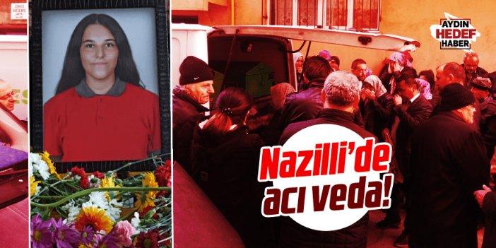 Nazilli'de kızlarını gözyaşları ile uğurladılar