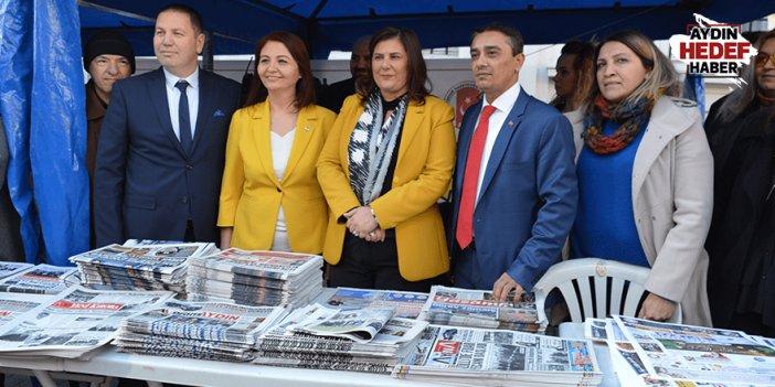 Çerçioğlu yerel basına destek istedi